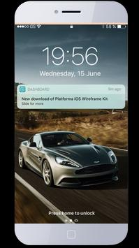 Aston Martin Vantage Wallpapers screenshot 2