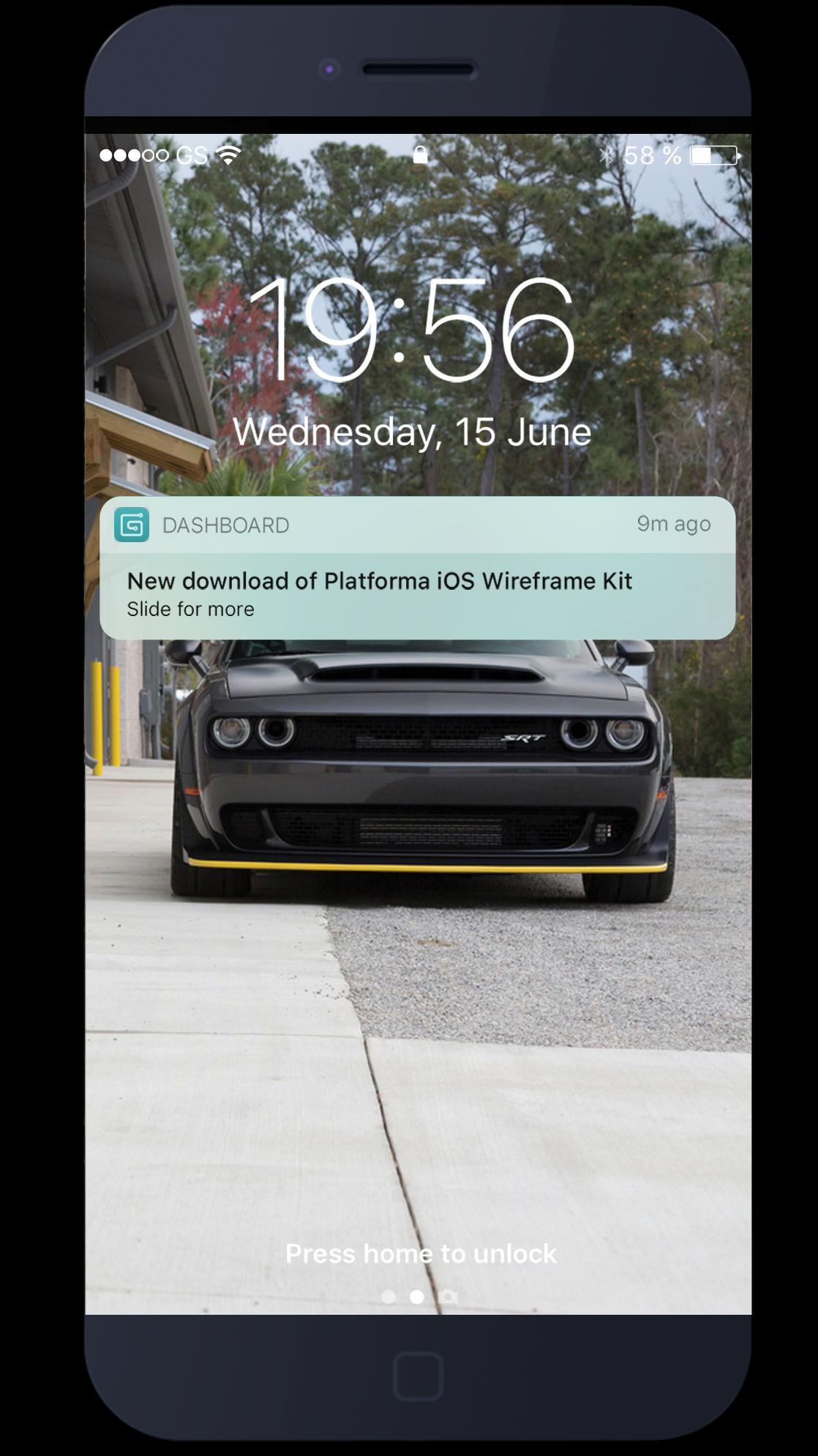 Dodge Challenger Srt Demon Wallpapers For Android Apk Download