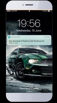 Ford Mustang Shelby GT500 Wallpapers screenshot 2
