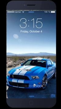 Ford Mustang Shelby GT500 Wallpapers screenshot 4