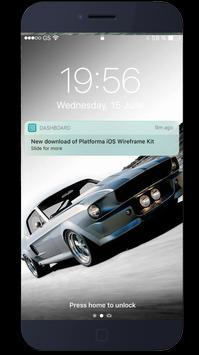 Ford Mustang Shelby GT500 Wallpapers screenshot 6