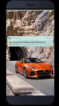 Jaguar F-type R Wallpapers screenshot 7