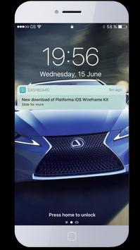 Lexus LC Wallpapers screenshot 3
