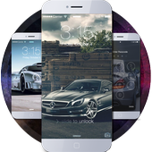 Mercedes-AMG SLC43 Wallpapers icon