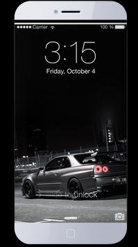 Nissan GT-R Wallapapers poster
