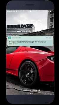 Tesla Roadster Wallpapers screenshot 6
