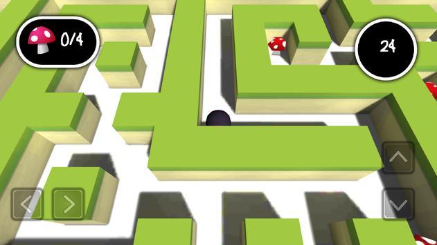 Crazy Maze Ball 3D apk screenshot