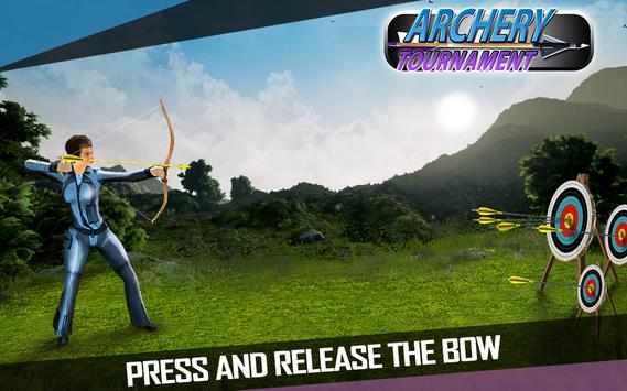 Real Archery Tournament 3D apk screenshot