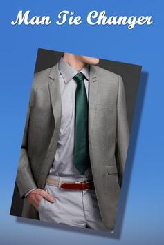 Man Tie Changer Photo Editor apk screenshot