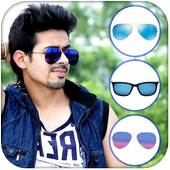 Men Sunglasses Photo Editor icon