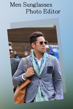 Men Sunglasses Photo Editor screenshot 2