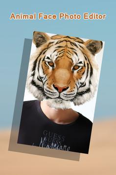 Animal Face Photo Editor apk screenshot