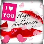Anniversary Invitation Card icon