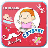 Baby Story Photo Maker icon