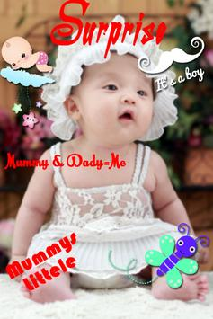 Baby Story Photo Maker poster