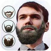 Beard Photo Maker icon