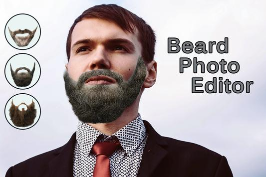 Beard Photo Maker poster