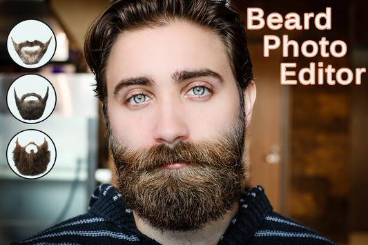Beard Photo Maker screenshot 1