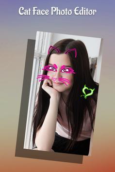 Cat Face Photo Editor screenshot 3