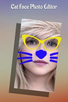 Cat Face Photo Editor apk screenshot
