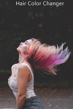Hair Color Changer apk screenshot