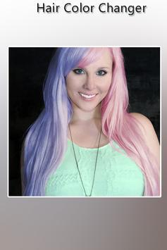 Hair Color Changer screenshot 2