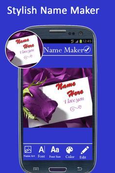 Stylish Name Maker apk screenshot