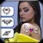 Tattoo Photo Editor icon