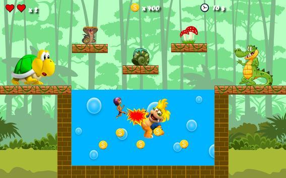 Jungle Temple Castle Run screenshot 1