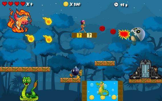 Jungle Temple Castle Run screenshot 2