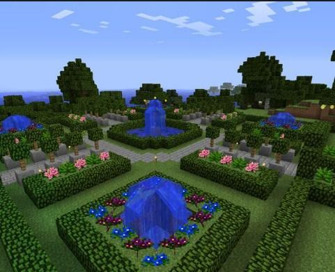 Garden For Minecraft Build Ideas for Android - APK Download