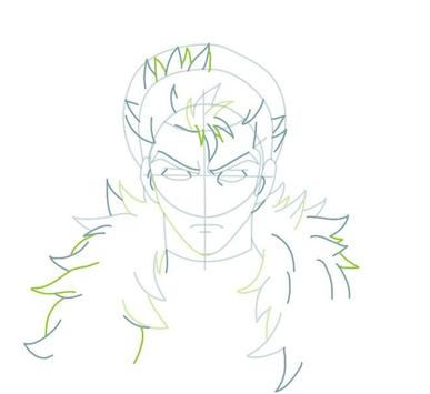 Learn to Draw Fairy Tail screenshot 4
