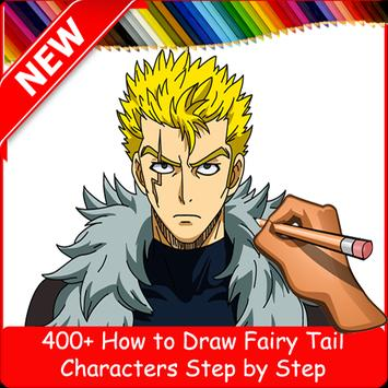 Learn to Draw Fairy Tail screenshot 9