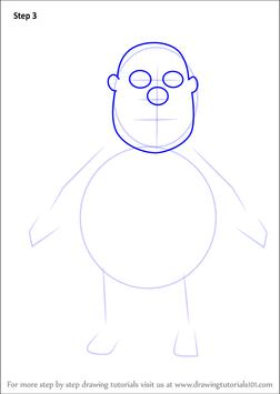 Learn To Draw Motu Patlu For Android Apk Download