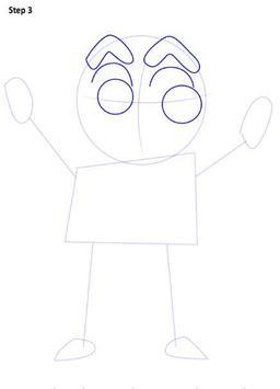 Learn to Draw Shin Chan screenshot 3