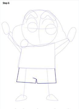 Learn to Draw Shin Chan screenshot 6