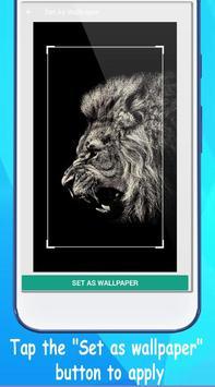 Amoled Wallpapers 4K apk screenshot