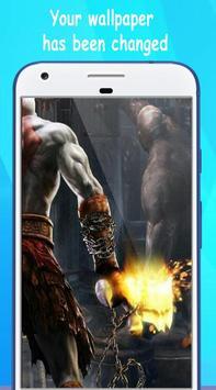 Kratos Wallpaper HD screenshot 3