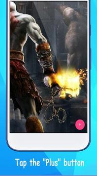 Kratos Wallpaper HD screenshot 1