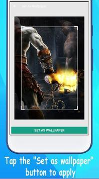 Kratos Wallpaper HD screenshot 2
