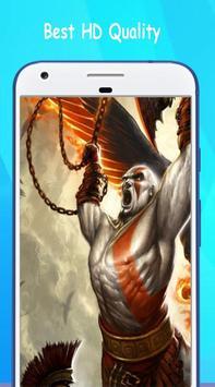 Kratos Wallpaper HD screenshot 4