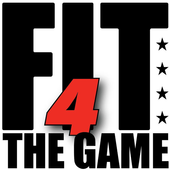 Fit4TheGame Member App icon