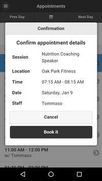Oak Park Trainer apk screenshot