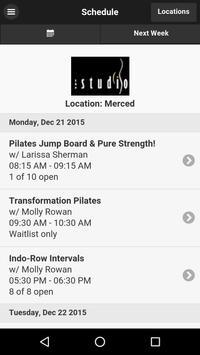 The Studio Pilates & Function poster