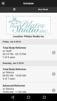The Pilates Studio Inc poster