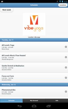 Vibe Yoga poster