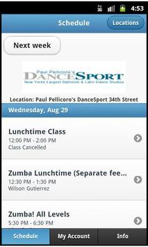 DanceSport poster