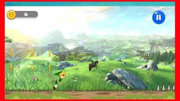 Adventure of zelda 2017 screenshot 4