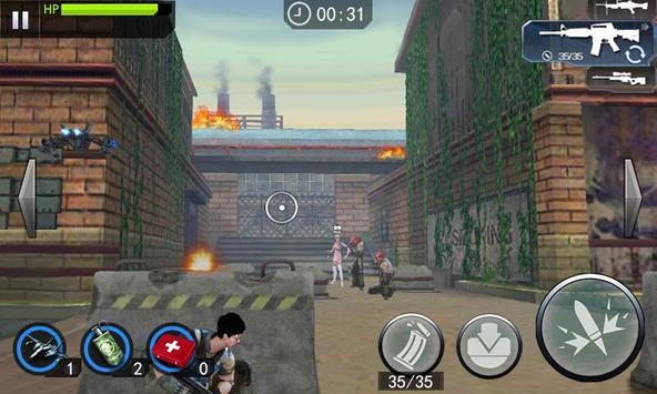 Dead Shooting Gun Strike apk screenshot