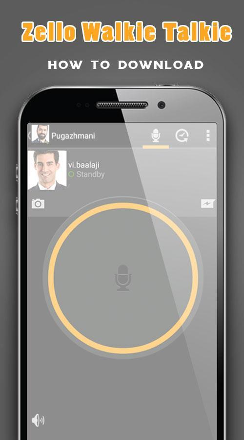 Guide for Zello Walkie Talkie - Push To Talk App poster